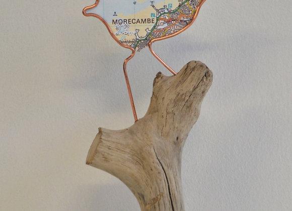 Morecambe map bird 2