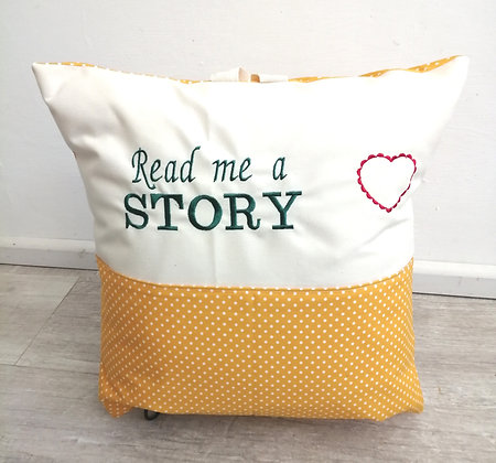 Story book pillows