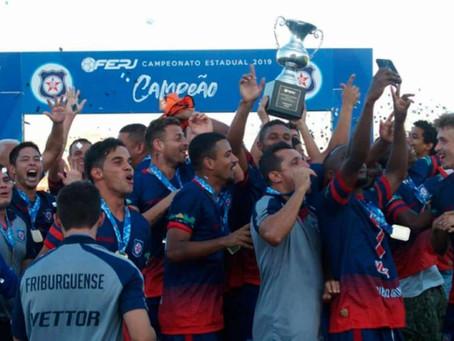Sem nem saber se haverá campeonato, FFERJ sorteia os grupos da Segundona Carioca