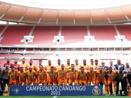 BRASILIENSE CAMPEÃO CANDANGO 2021