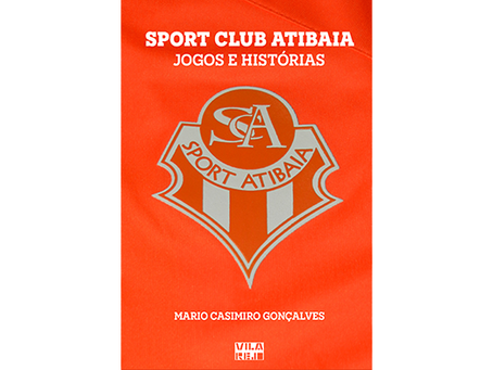 Jornalista lança livro sobre o SC Atibaia