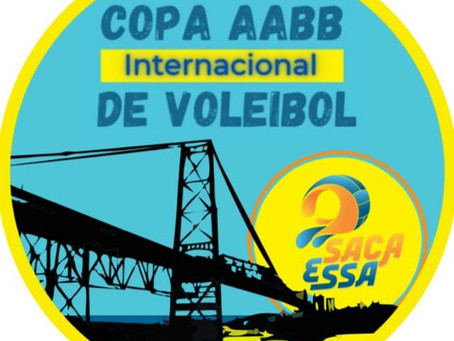 Copa AABB Internacional de Vôlei será disputada em Florianópolis