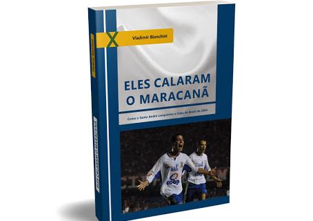 Livro Conta a História do Título do Santo André na Copa do Brasil