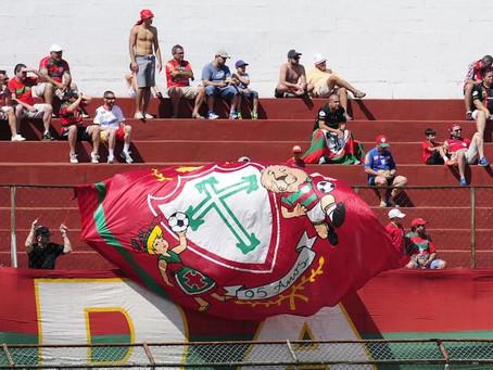 Portuguesa não se cansa de Passar Vergonha