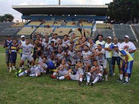 Paranoá é campeão invicto da Segundona Candanga 2019