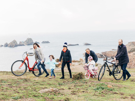 Cycling in Jersey- Five reasons to get on your bike!