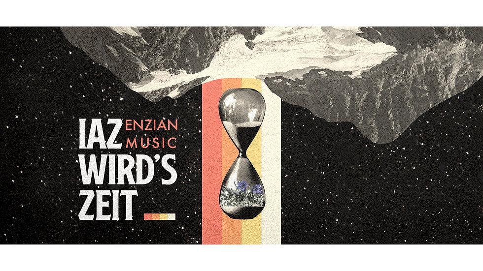 Album IAZ WIRD'S ZEIT