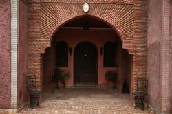 Atlas Resorts Outdoor Arch