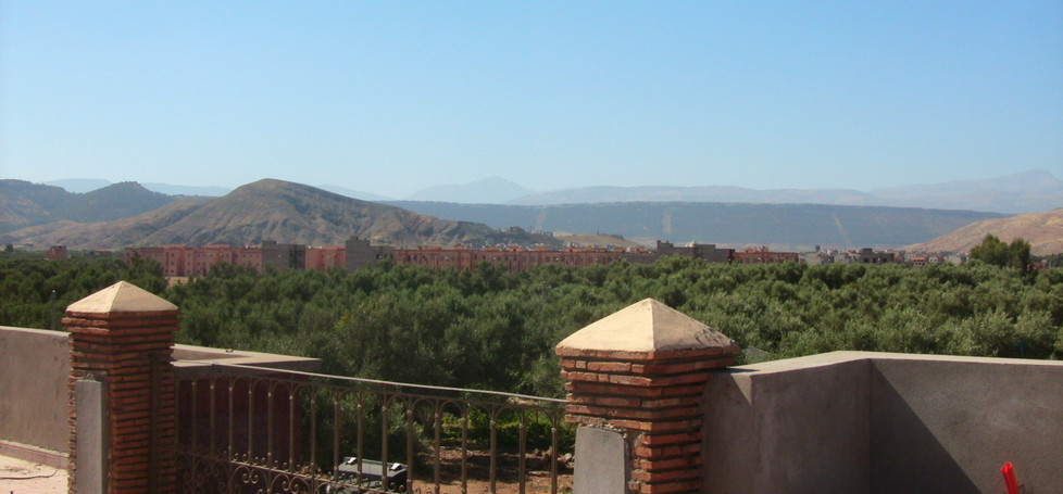 Morrocan Resort View From Top