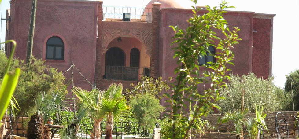 Morrocan Resort Front
