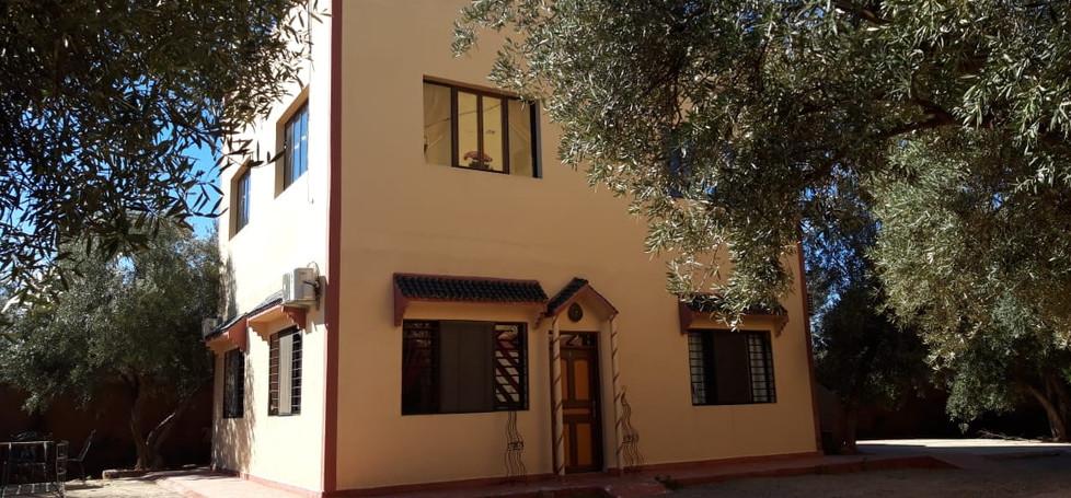 Moroccan Resort Room