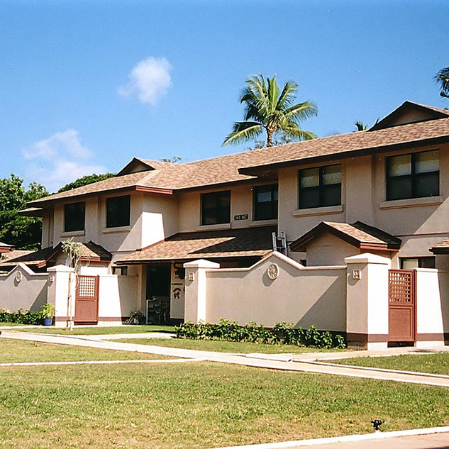 HICKAM AFB FAMILY HOUSING