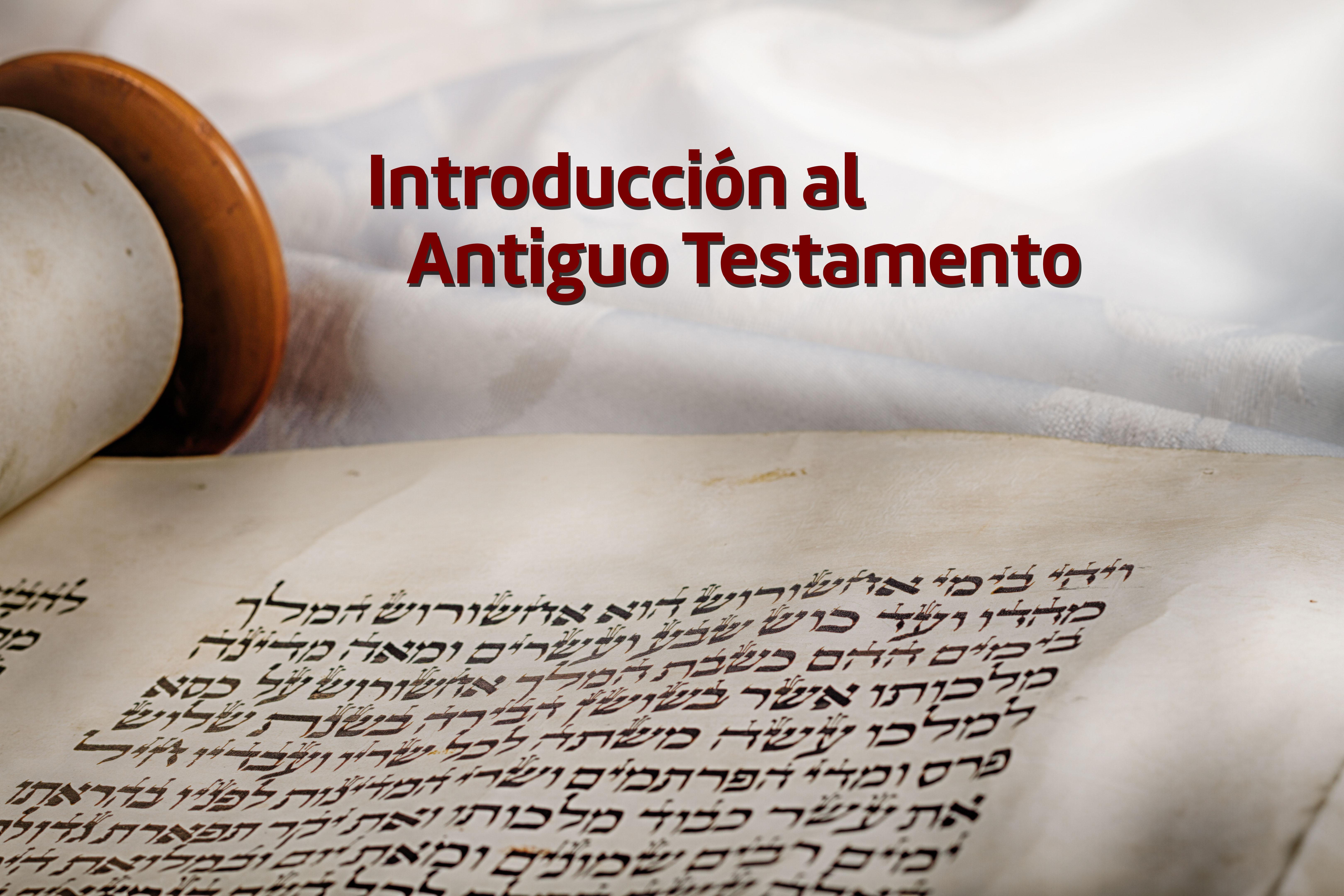 Introduccion al antiguo testamento1