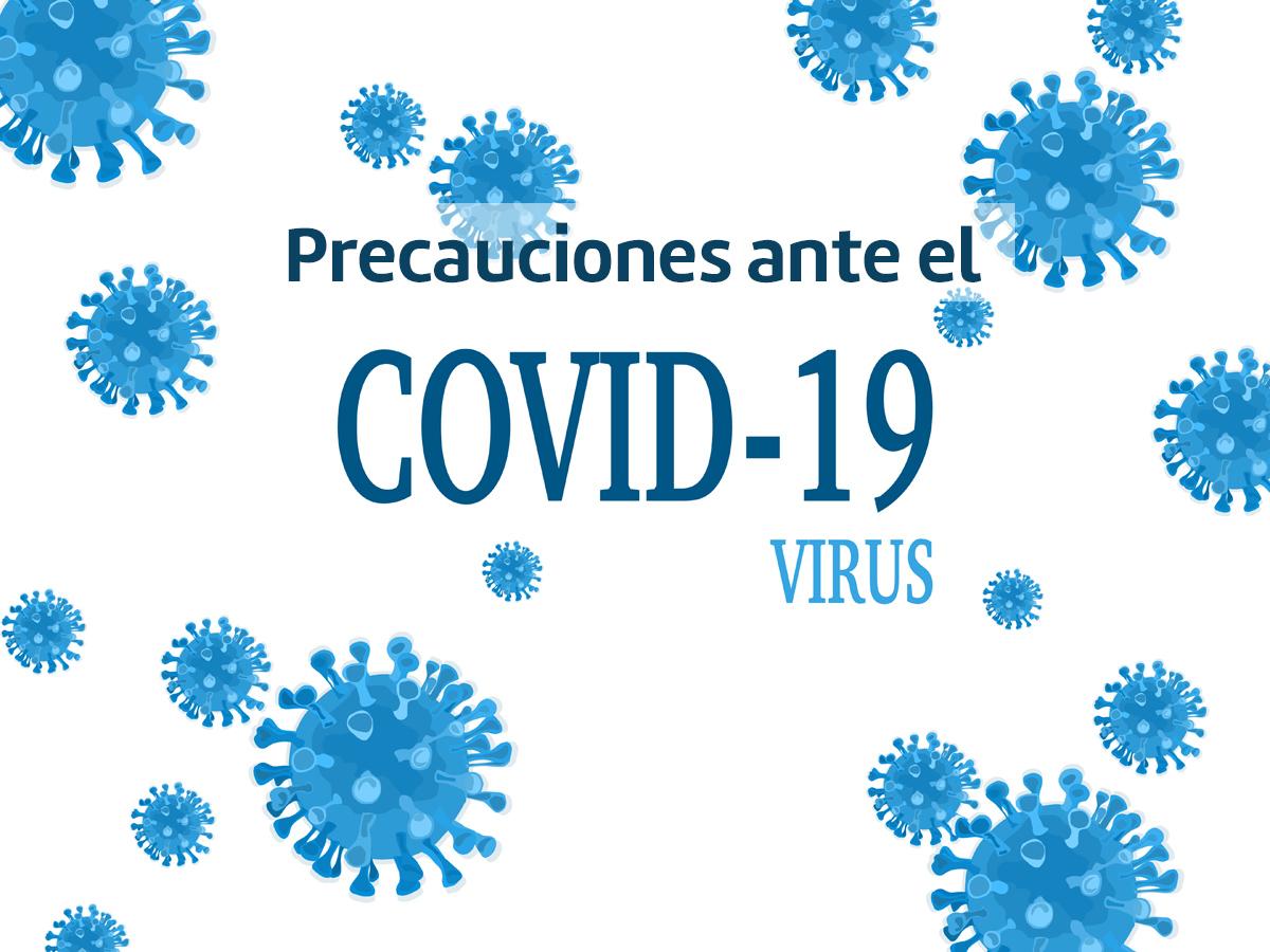 Precauciones frente al Covid 19 promo co