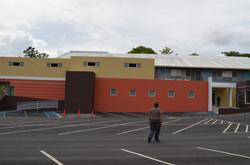 Edificio del Colegio Teologico Wesl,