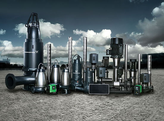 Grundfos product overview