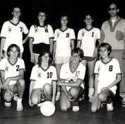 Sénior 1 féminin (1986)