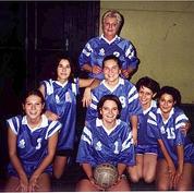 Sénior féminin départementale 1 (2000)