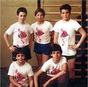 Minime masculin (1990)