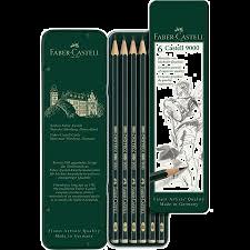 Faber Castell Graphite Pencils