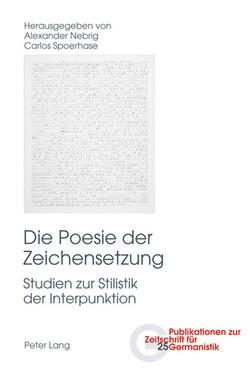 Die Poesie der Zeichensetzung