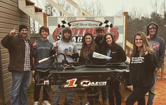 SPORTS: Ansley Mason's Racing