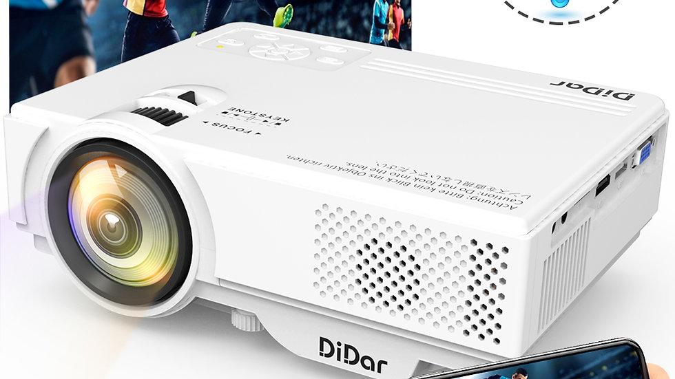 [WiFi Beamer] DIDAR Wireless Mini Beamer 3500 Lumen Mini WiFi Projektor