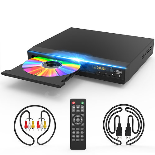 Jinhoo DVD-Player für TV on Amazon.de