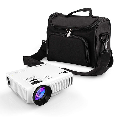 Universal Projector Case for 4Inch Mini Projector - Carring Bag for Camps, Trips