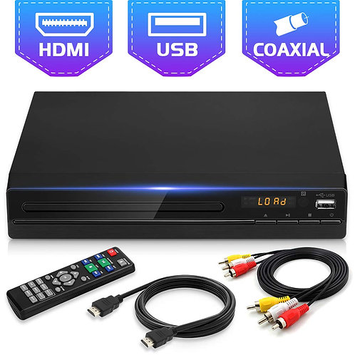 Jinhoo DVD Player for TV
