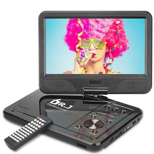 "DR. J Professional 12.5"" HD DVD Player"