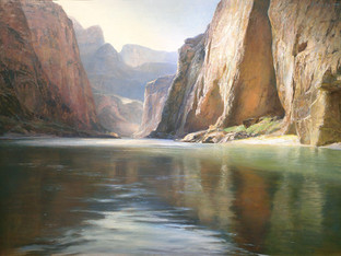 """Morning on the Colorado"""
