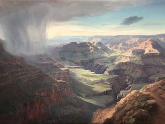 """Space Walk, Grand Canyon"""