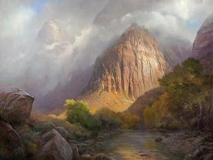 """""""Along the Virgin River"""""""