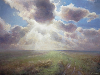 """Light Storm, Cornwall"""
