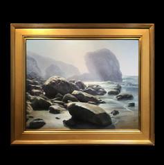 """""""Rough Beach, Central Coast"""""""