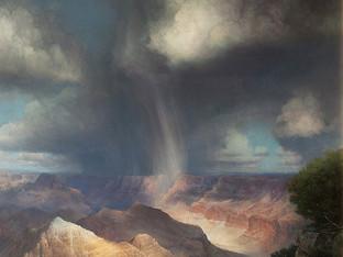 """""""Rain Veil, Comanche Point"""""""