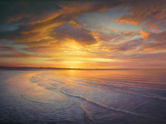 """""""Dawn, Sea of Cortez"""""""