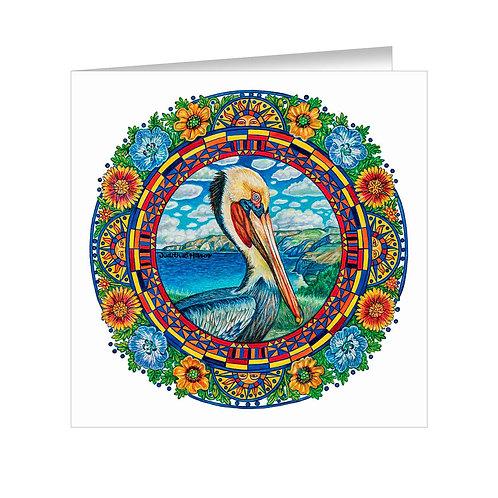 Brown Pelican Item:#049