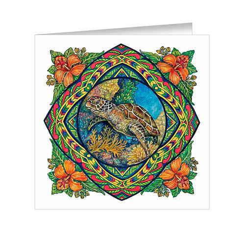 Green Turtle Item #022
