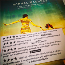 Normal/Madness by Fiona Geddes