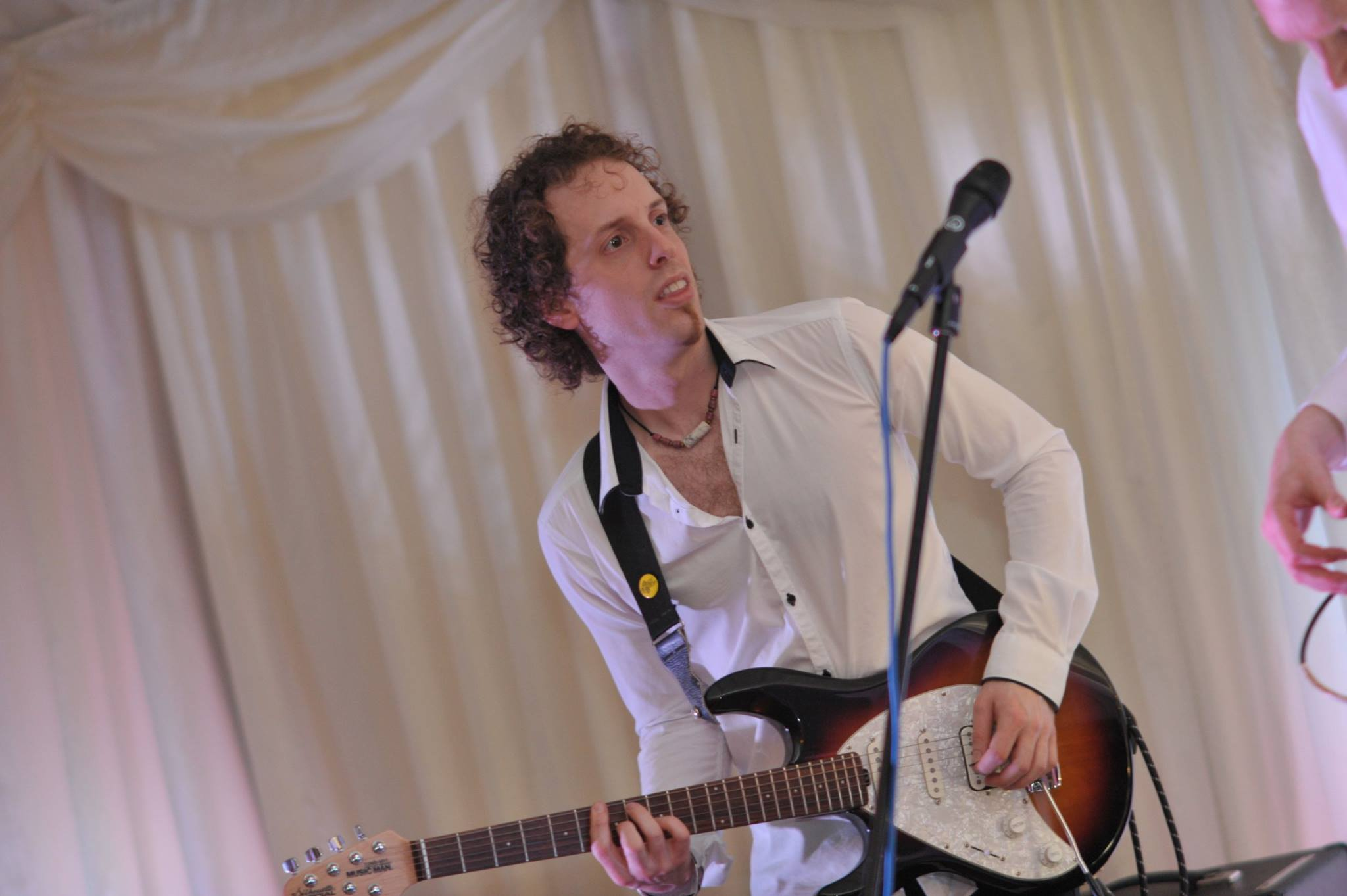 The Heaters Essex Live Wedding band