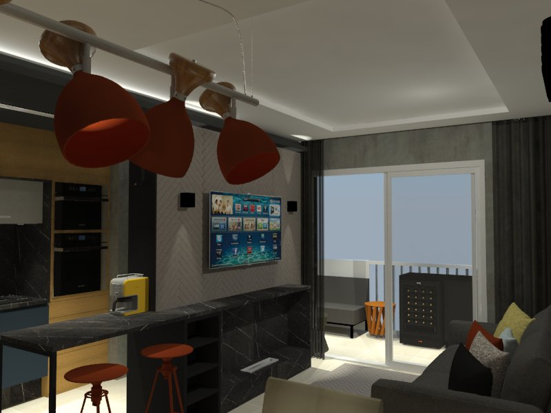 Apartamento MH