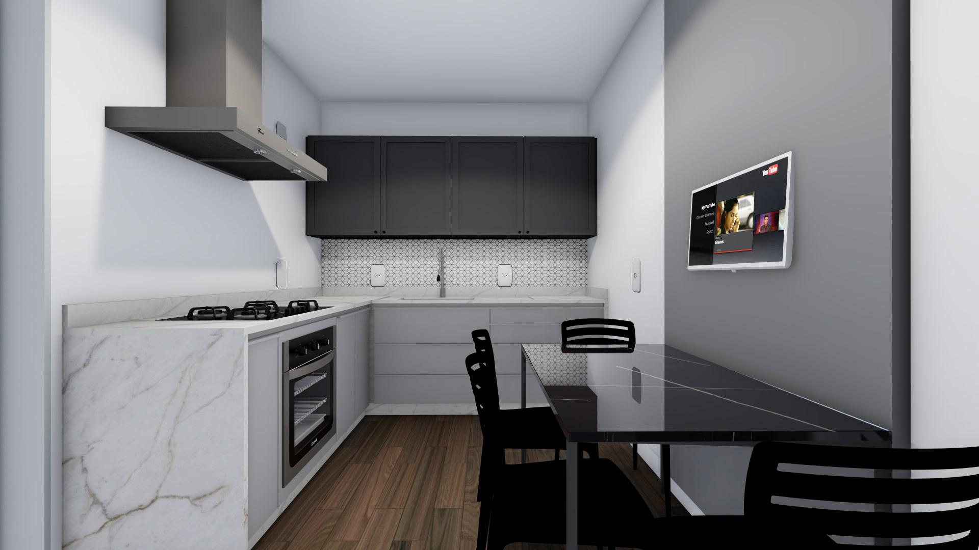 Projeto de Reforma Apartamento ANH