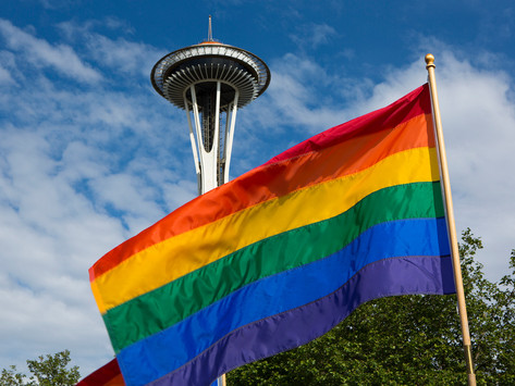 Celebrating and Welcoming Pride