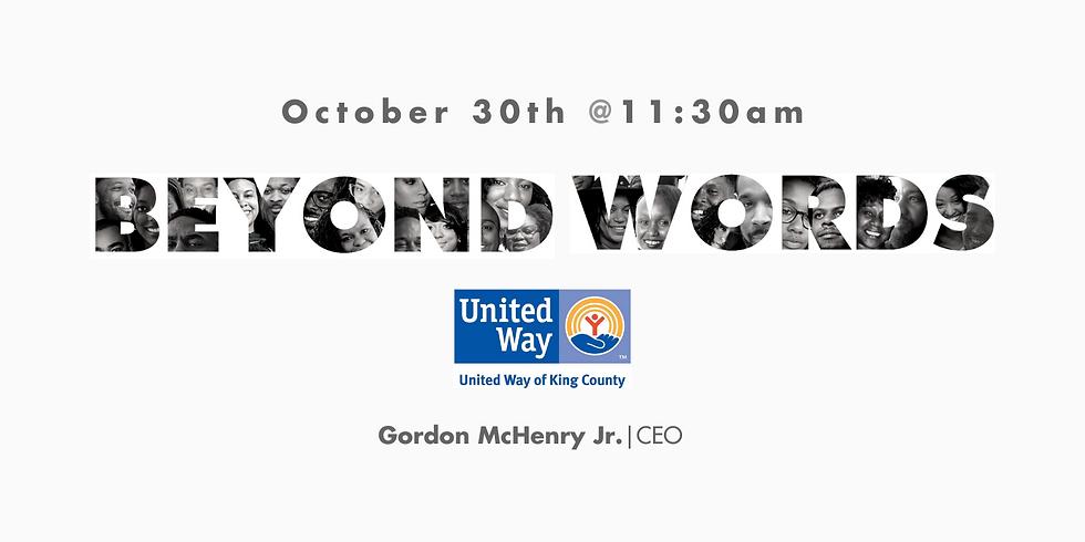 Beyond Words   United Way