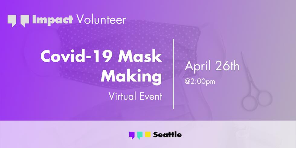 Covid-19 Mask Making