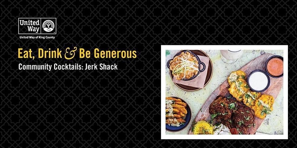 Community Cocktails with Jerk Shack