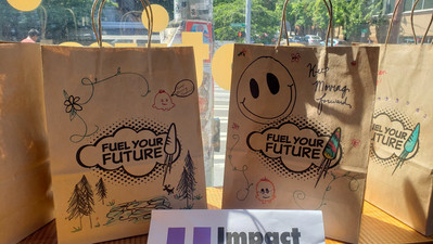 Event Recap: Packaging Snacks and Optimism for Friends of Youth