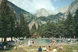 L'ancienne piscine